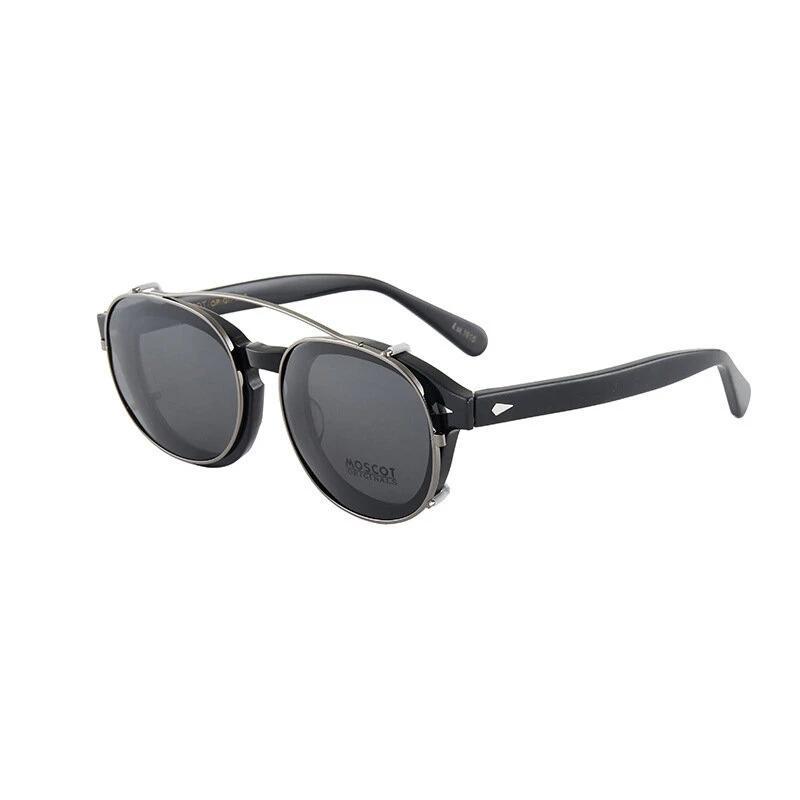 BIKIGHT Polarized Clip-on Sunglasses Near-sighted Lenses Stable Non-slip Outdoor Travel Sun Glasses For Men and Women