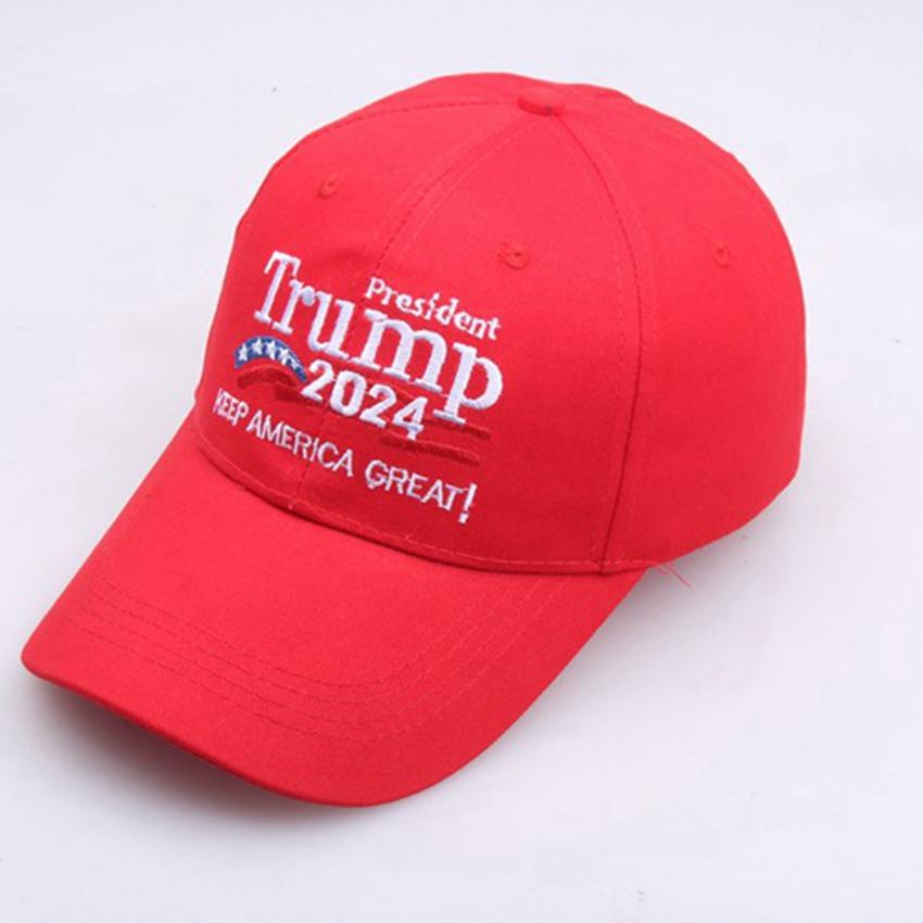 Donald Trump 2024 Berretti da baseball Mantengono America Great US Presidential Election Hep Regolabile Sport all'aperto Trump Cappelli Cyz3149