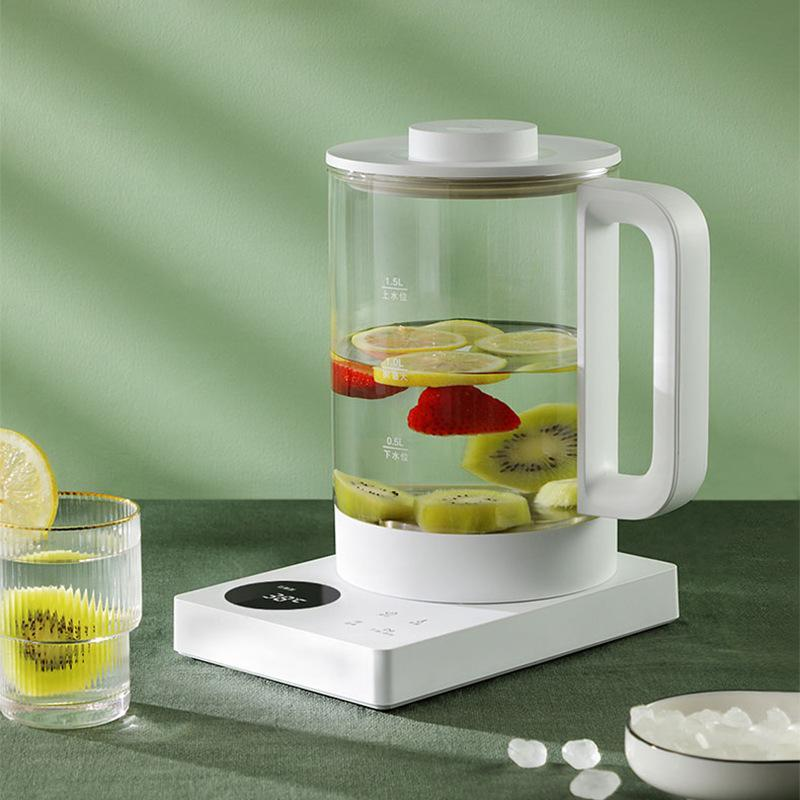 Electric Kettles Yunmi Health Pot Tea Thermostat Kettle Stew Cup Kitchen Appliances Water Bottle