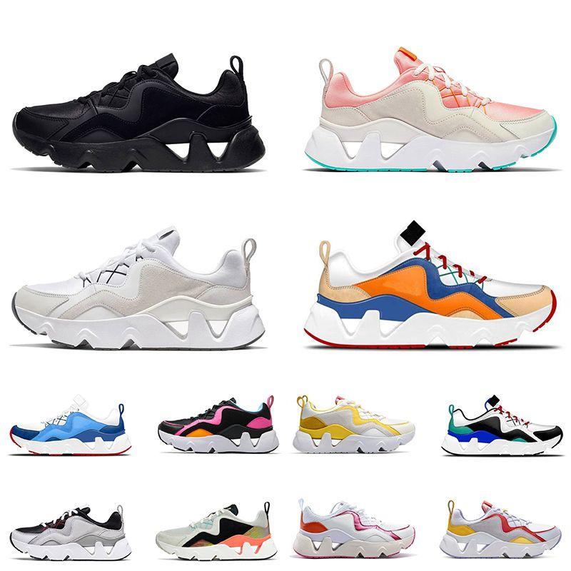 Nike RYZ 365 Erkekler Bayan RYZ 365 Koşu Ayakkabıları En Kaliteli Yaz Nefes Rahat Sneakers Eğitmenler Boyutu 36-44 Spor Ayakkabı Koşucular Açık Koşu Siyah Beyaz Pembe