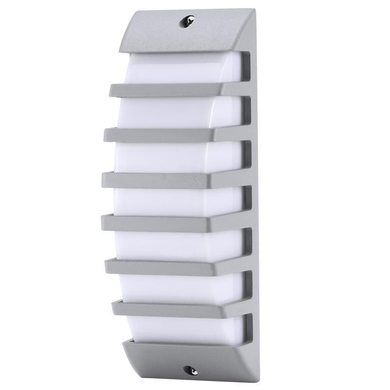 벽 램프 현대 COB LED 빛 방수 알루미늄 AC 85-265V 실내 야외 안뜰 정원 현관 램프