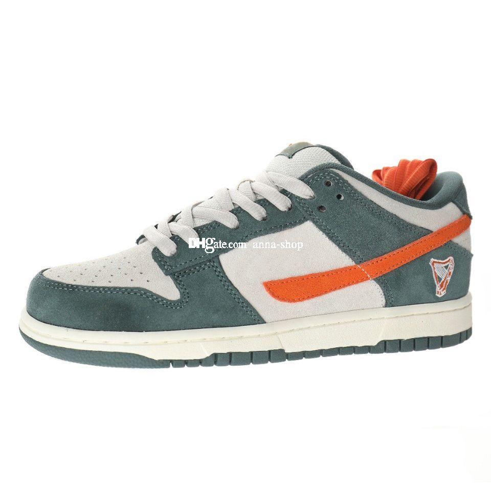 Dunks Low Premium Eire Skate Scarpa per uomo Sneaker Mens Skates Sneakers Delle Sneakers Scarpe sportive Donne Skateboarding 304292-185