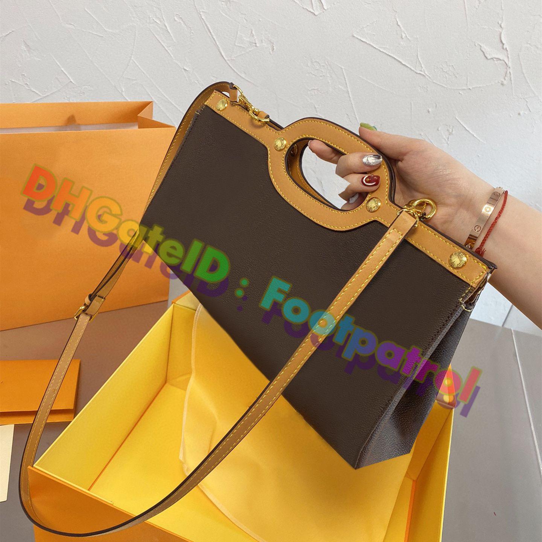 2021 المرأة أعلى جودة الكتف حقائب اليد حقائب الصليب الجسم حقيبة جلد طبيعي الأفاق سيدة الأزياء أكياس التسوق الفصرية مصممي مخلب محفظة السيدات محفظة حقيبة