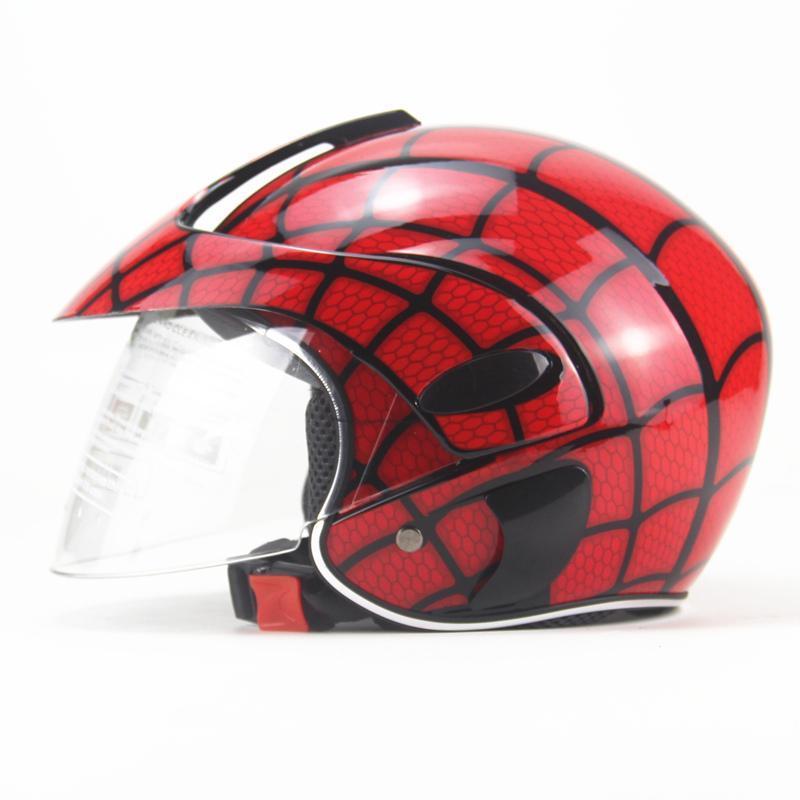 아동 보호 안전 헬멧 3 ~ 9 세 어린이 편안한 모토스 크로스 컨트리 오토바이 헬멧