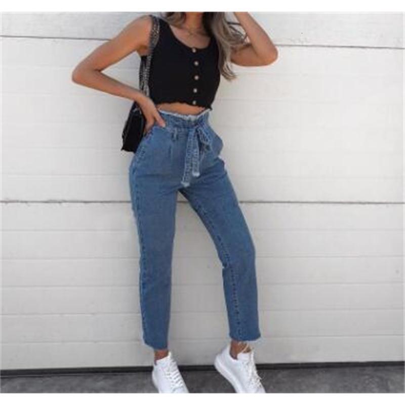 Сексуальная повязка высокая талия женские джинсы тощий тонкий синий черный Урожай джинсовые брюки молния заусенцев пояс тонкие ноги девушки джинсы плюс оптом 3xL