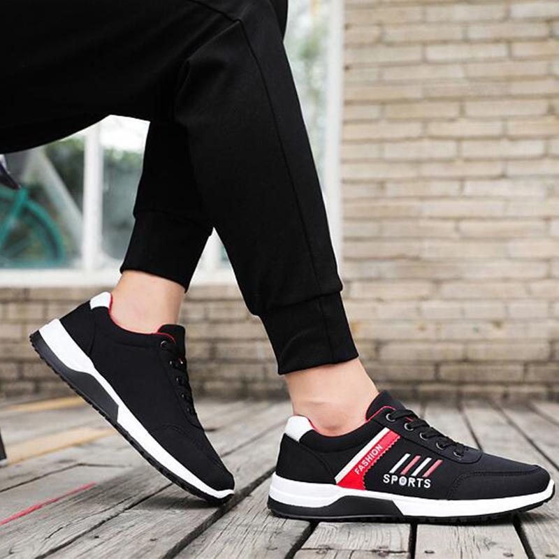 جودة عالية الاحذية الرجال والنساء TOPG PrimedKnit Run Sports Sneaker Red Whtie Black