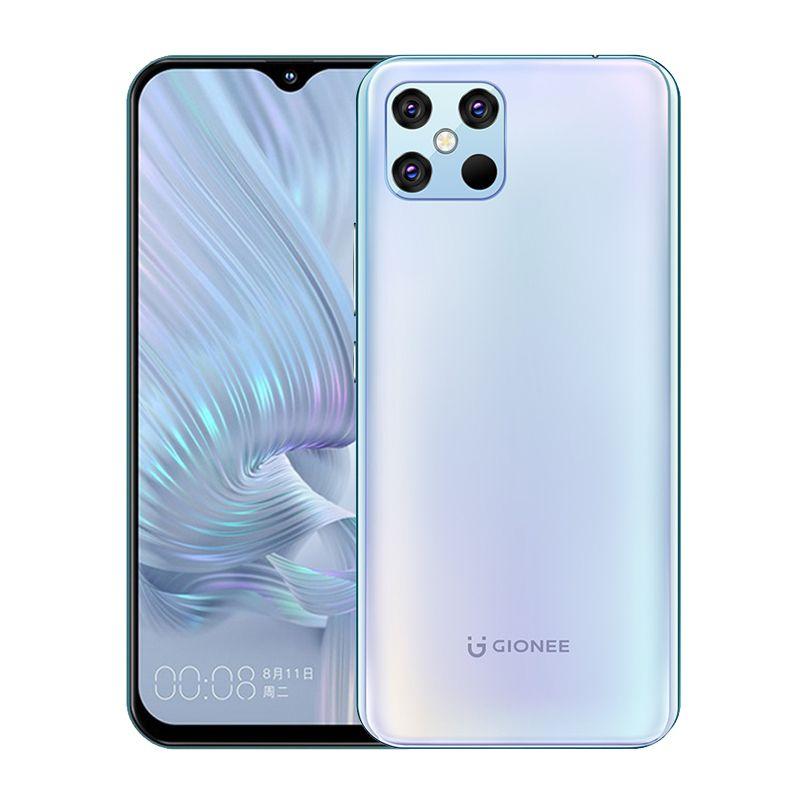 Original Gionee K3 PRO 4G Mobiltelefon 6 GB 8 GB RAM 128 GB ROM MTK P60 Octa Core Android 6,53 Zoll Vollbild 4000mAh 16.0mp AI Gesicht ID Fingerprint Smart Mobiltelefon