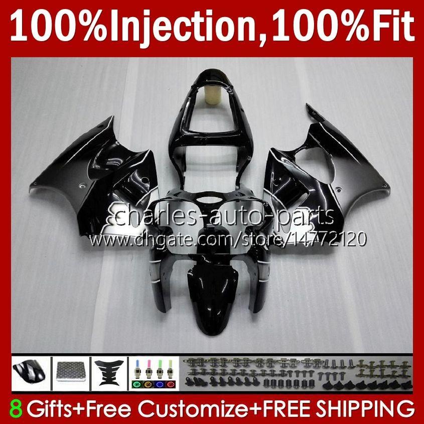 OEM Ciało Wtryska Forma dla Kawasaki Ninja ZZR600 05-08 stock ZX ZZR-600 600 CC 05 06 07 08 Cowing 38HC.11 Srebrzysty szary ZZR 600 600CC 2005 2006 2007 2007 2007 100% Fit Fit Working Kit