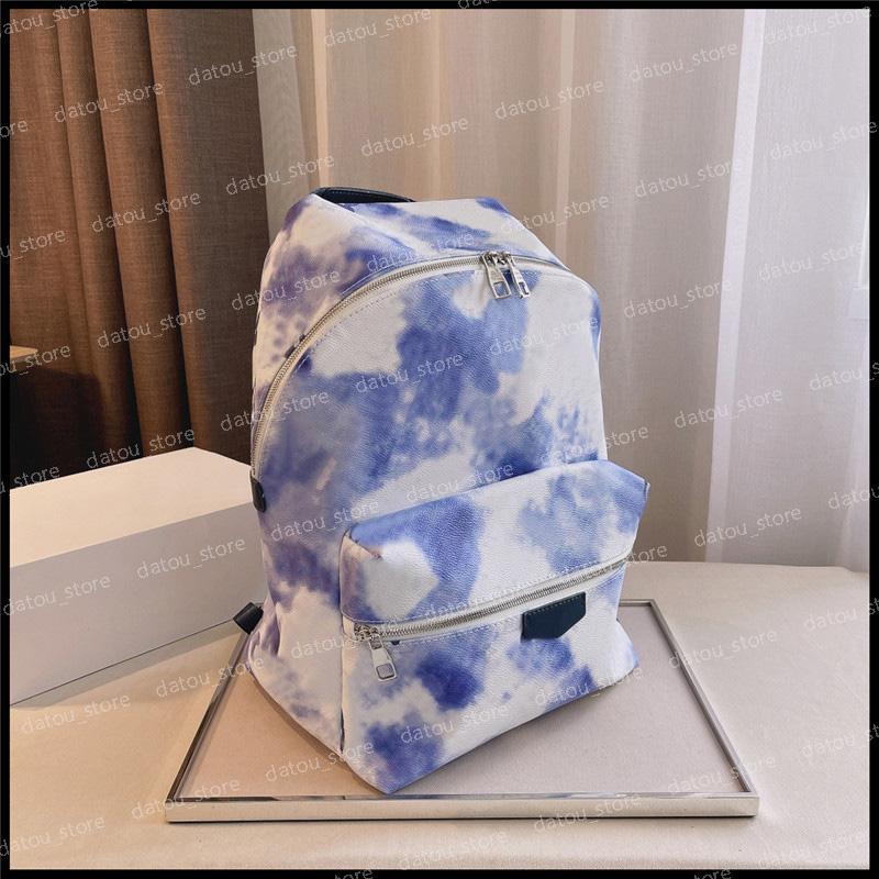 رجل المرأة حقيبة جلدية مصممين الكتف حقائب الكتف الأزياء الكبيرة الأمتعة المرأة حقائب اليد المحافظ حقائب السفر المدرسة