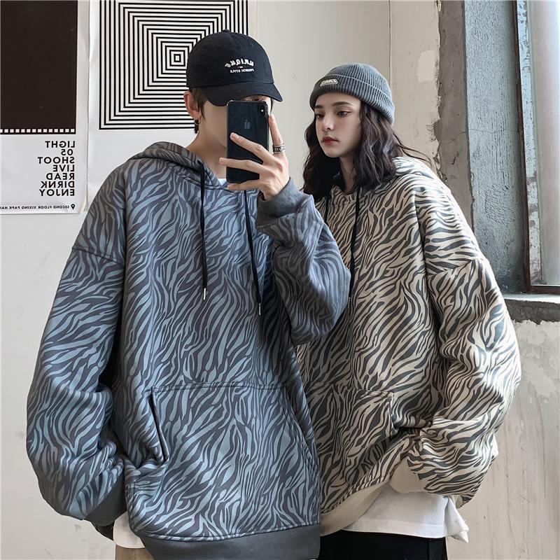 Hoodies das mulheres camisolas Hoodie 2021 # Estilo para Outono / Casais de Inverno com Aveludado e Espesso Instagram Lote Roupas Roupas