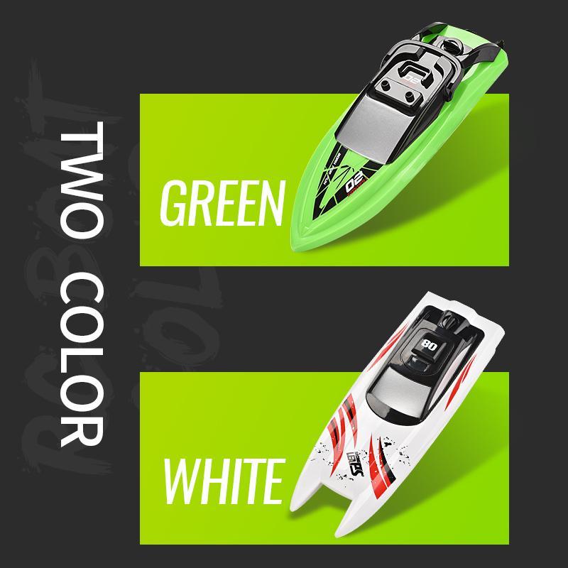 Barco de control remoto Barco de alta velocidad Empleado de impermeabilización Modelo de aeronave Modelo eléctrico y niñas mayores de 3 años de edad Modelo de agua juguetes eléctricos
