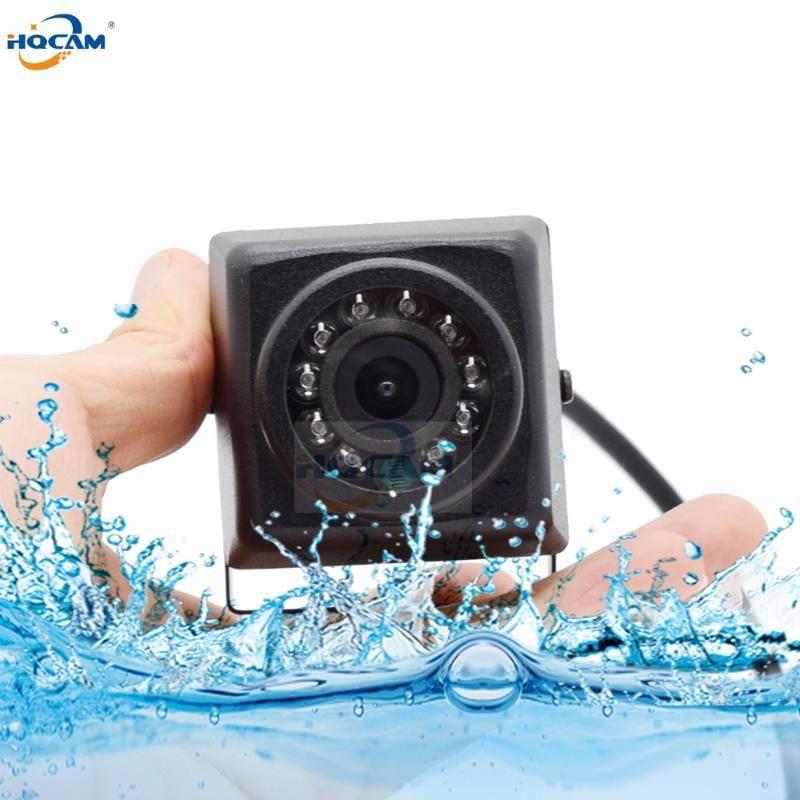 Cámaras HQCAM 720P 960P 1080P Visión nocturna IR Corte Mini cámara IP Seguridad de vigilancia al aire libre IP66 Autobús impermeable