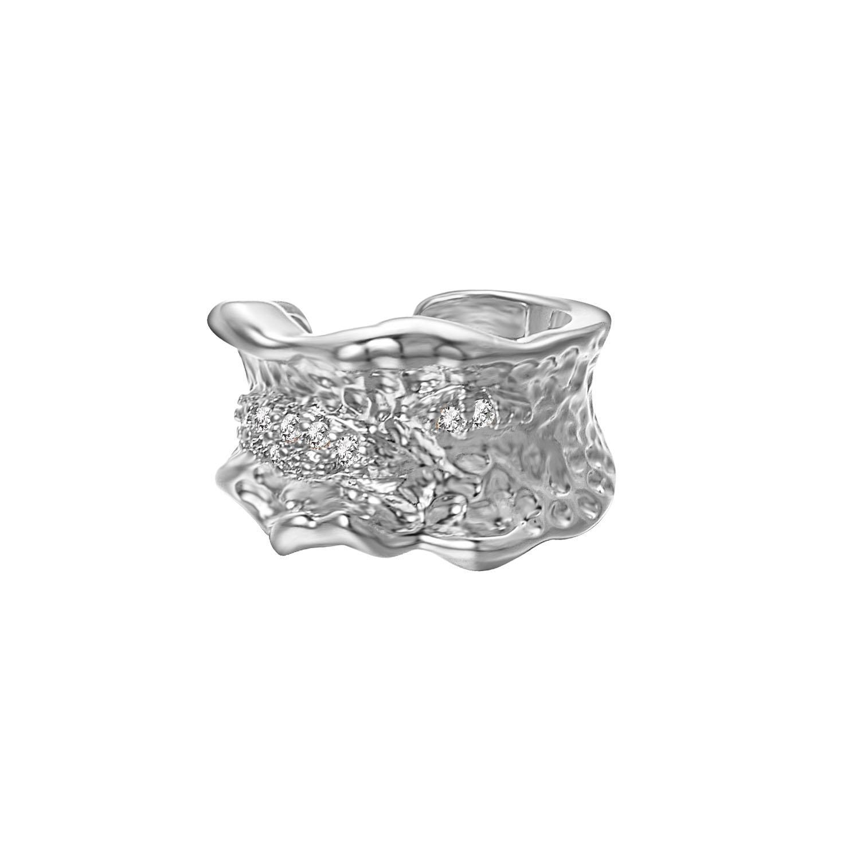 Yoursfs moda jóias 18k banhado a ouro prata Retro orelha osso clipe brincos mulher presente de natal (1 pcs)