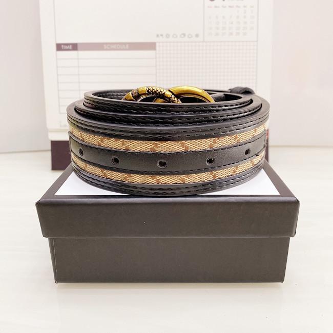 20 farbe 2021 herren mode gürtel luxus männer designer frauen jeans gläser schlange groß gold g schnalle cintura größe 90-125 cm no box