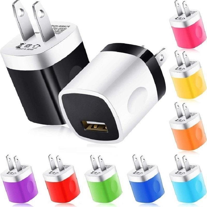 Adattatore di alimentazione per caricabatterie da muro USB FAST 5V 2A 9V 1.67A QC 2.0 per iPhone Samsung Smart Mobile Phones