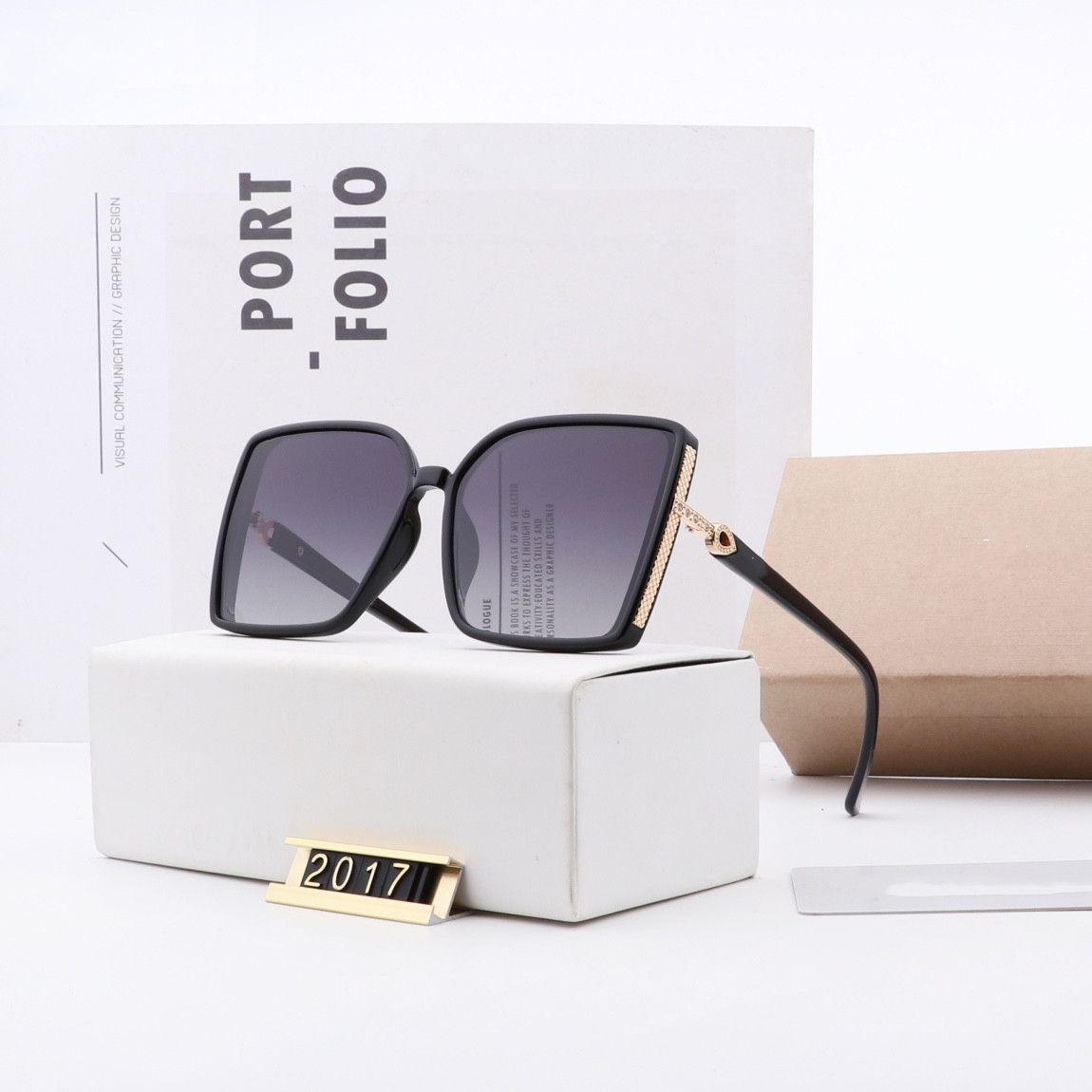 Eyeglasses Marca Clássica Condução Mulheres Beach Shade Polarized Metal Senhora Des Lunettes de Soléil Óculos De Sol ao ar livre Retro Eyewear WX24