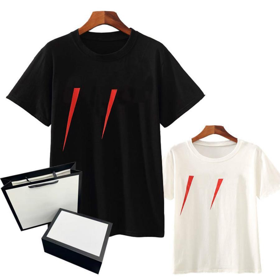 Mens Letter Print T Shirt 3D Fashion Designer Estate di alta qualità Top manica corta Tee Men S abbigliamento vestiti di lusso Paris Street Tees