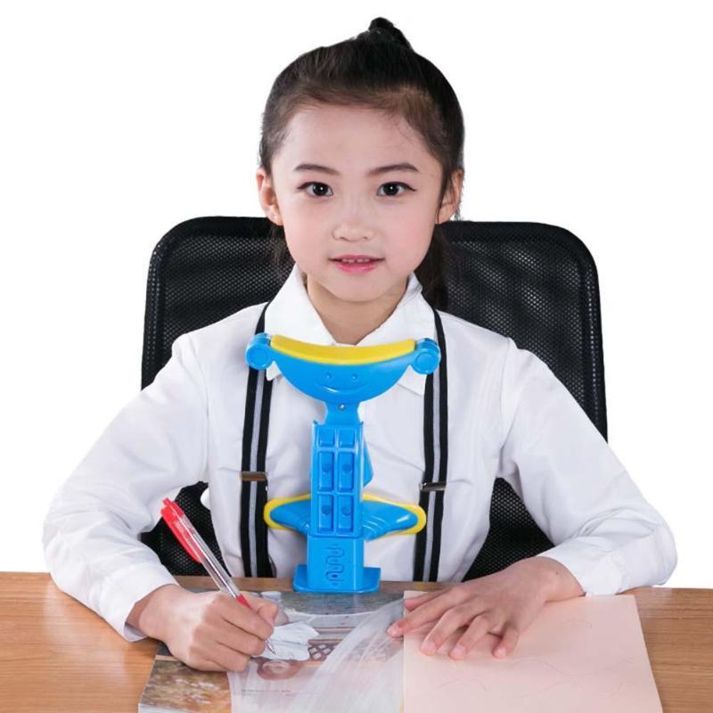 Assis écrivant Posture Correcteur Empêcher Myopie Enfants Enfants Étudier les recharges