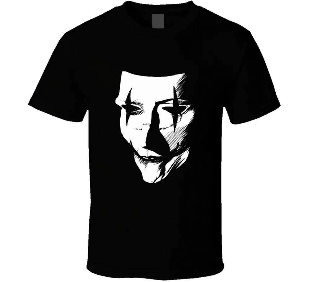 The Crow T-Shirt, Brandon Lee Movie TV Black Short Sleeve Herren T-Shirt Neu