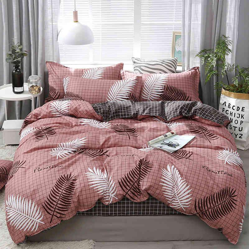 Sheets Aloe Dormitory Student Three Produce Four Piece Sets of Cotton Matting Bedding