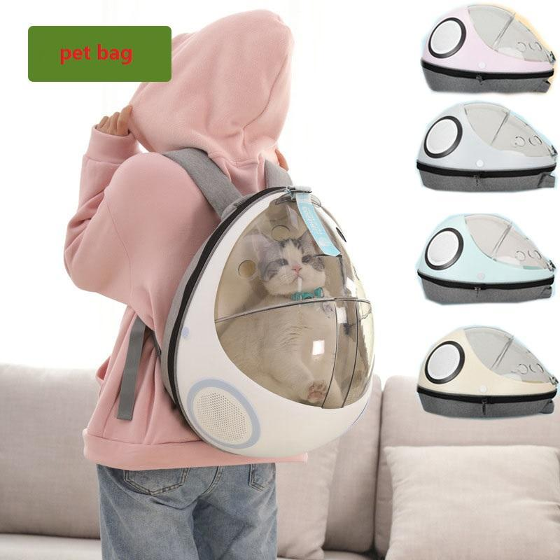 Cat Carriers,Crates & Houses Pets Bingo Cats Backpack Multifunctional Big Space Breathable Dog Bag Removable Portable Puppy Outdoor Travel H