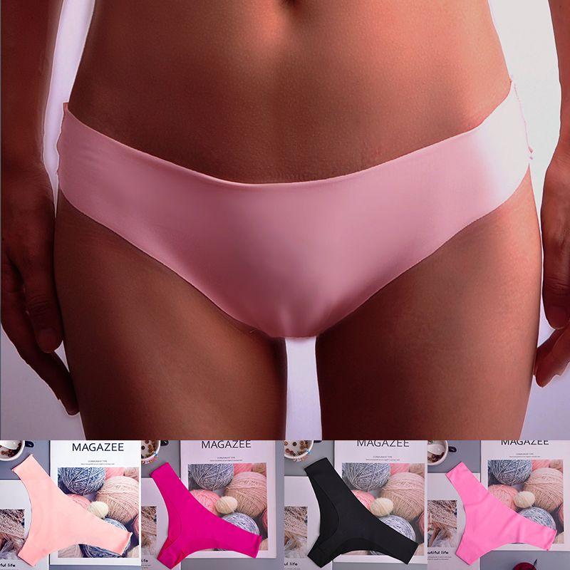 2021 New Women Transparent Lace G-string Sexy Underwear Ladies Panties Lingerie Bikini Underwear Pants Thong Intimatewear 1pcs