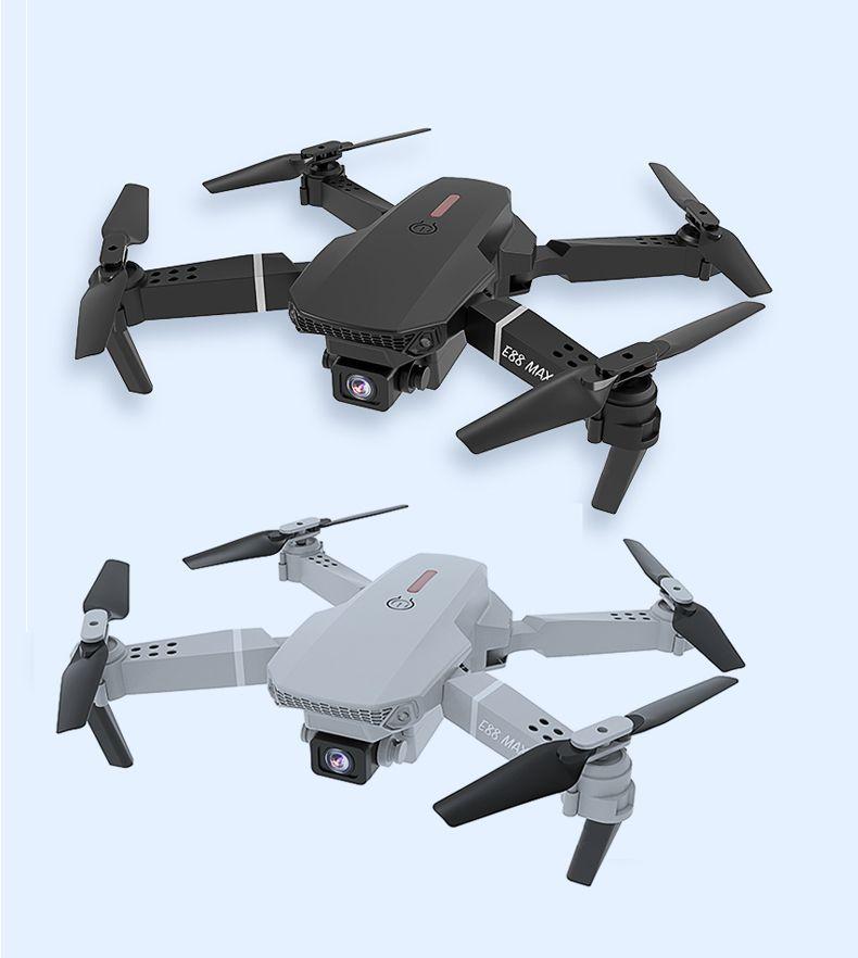 RC Пульт дистанционного управления Мини-летающий бессмысленный карманный карманный Selfie Бесщеточный мотор Гимбаль 4K Двойная камера Самолет Профессиональный вертолет 1080P HD PK SJRC F11 Pro JD 11 Chepest