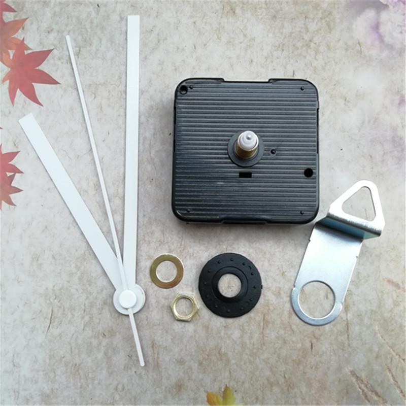 Vente en gros 50 Ensembles de l'arbre de 22 mm Balayage mural de mur de mur silencieux Insérer avec des accessoires de Kits de réparation de bricolage DIY