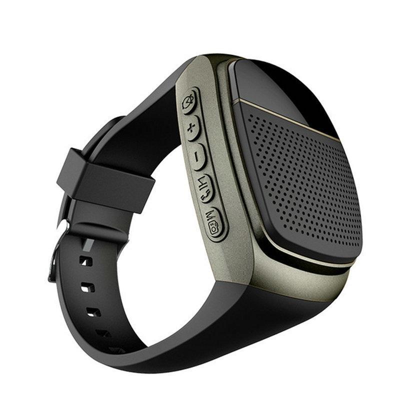 B90 wrist wireless Bluetooth audio watch self-timer outdoor sports belt display hands-free call