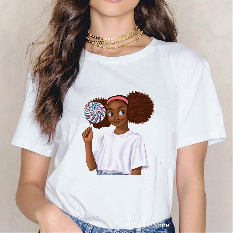 Vogue lollipop schwarz gilr druck frauen t shirt hipster coole hip hop rock sommer top