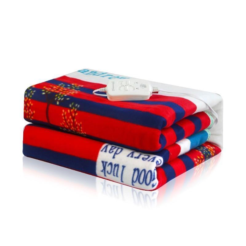 Cobertores 220V elétrico para camas termostato colchão macio aquecimento cobertor aquecedor aquecedor de tapete aquecido