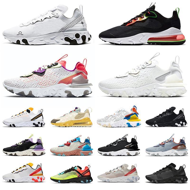Acheter Baskets Nike React Vision Element 87 55 Des Chaussures De ...