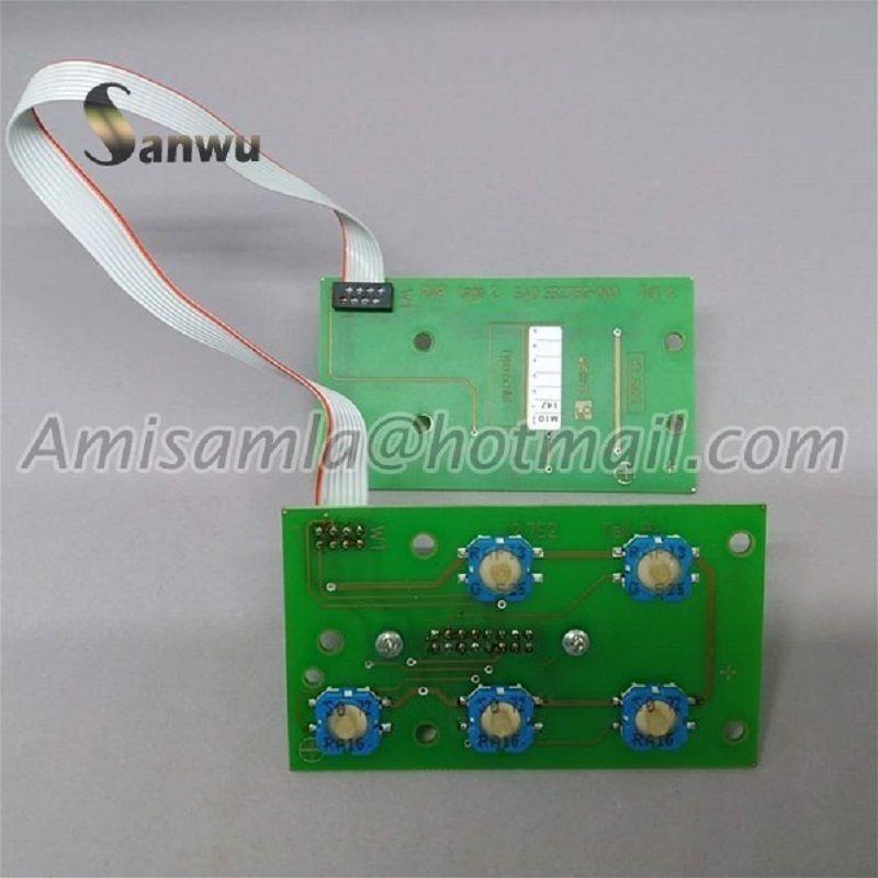 Control panel 5.40 552.752-000 Printed circuit board for heidelberg machine