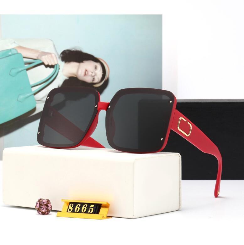 Tasarımcılar Kadın Erkek Klasik Güneş Gözlüğü Moda Luxurys Tasarımcı Gözlük UV Proof Yüksek Kalite Kutusu Ile