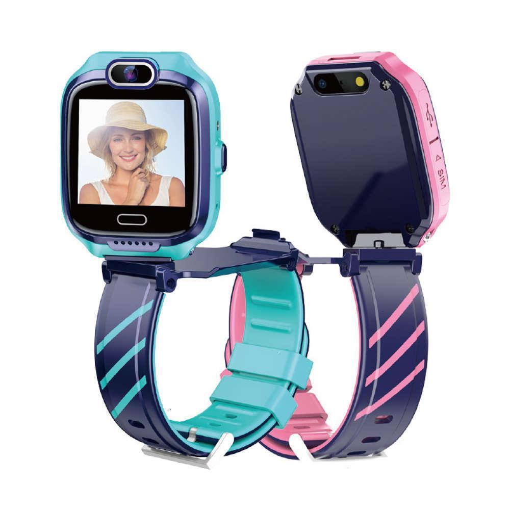 Children's Watchs Titre physique4G Téléphone Tout Chine Nouveau NetCom Call Ai Apprendre Anglais Smart Watch