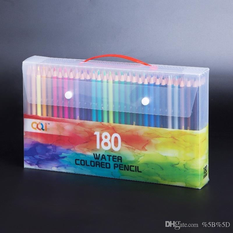 pQ5 kai li 120 150 180 210 water soluble core pencil pencil color lead hand painting pens painted design color lead