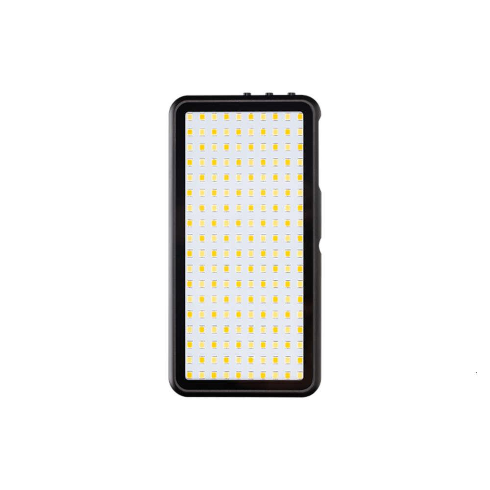 8le9 cinto de lâmpada sentado portátil LED video lâmpada 3100-5500K Luz de preenchimento de fotografia dimmable na luz da câmera BCS6