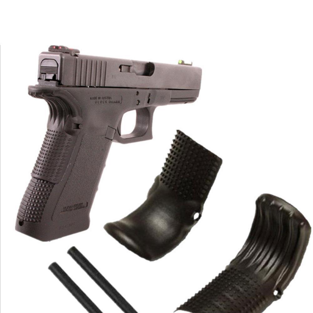 총 장난감 권총 그립 9LOCK 프레임 보아 탈 세트 FITS GEN1 / 2 / 3 G17 G19 G22 G23 G24 G31 G32 G34 G35 G37 G38 G37 G38