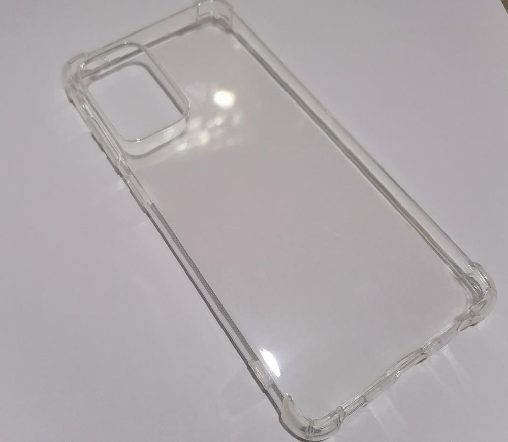 1.5mm Airbag Anti-Shock Crystal Clear TPU Przypadki Pokrywa dla Samsung Galaxy A12 A22 A42 A52 A72 A82 100 sztuk / partia