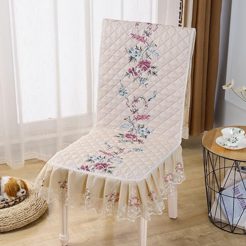 Almofada de assento de uma peça Mesa de jantar universal e cadeira de cadeira de pacote antiderrapante Cadeira de almofada de peido almofada de peido F8227 210420