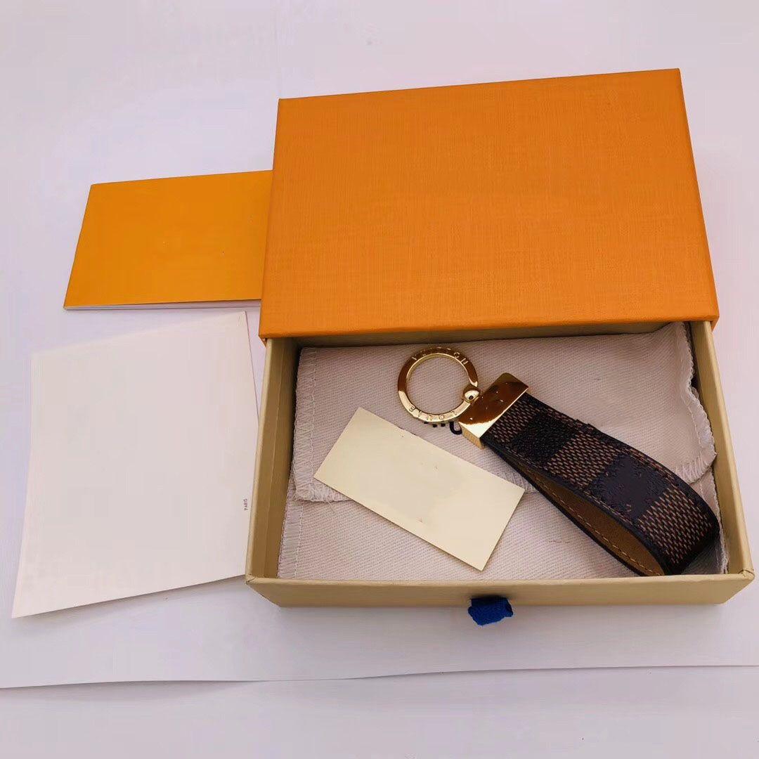 2021 Portachiavi di lusso High Qualiy Supporto anello Designer Brand Designer Catena chiave Porte Clef Regalo Uomini Donne Borsa da uomo Portachiavi Portachiavi