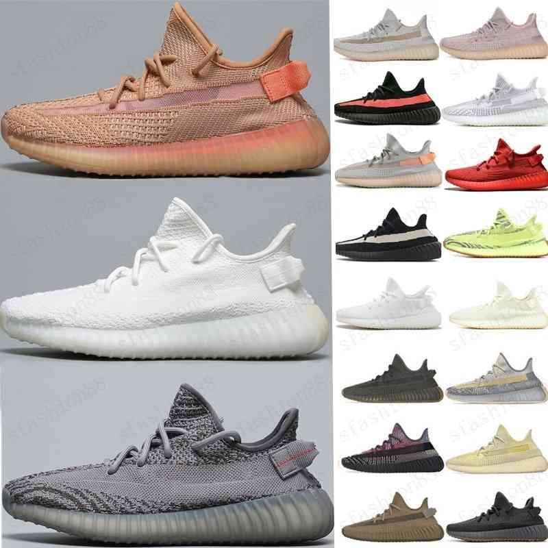 En Kaliteli Sıcak Statik Koşu Ayakkabıları Yeni Israfil Cinder Çöl Adaçayı Dünya Kuyruk Işık Zebra Bayan Erkek Eğitmenler Sneakers