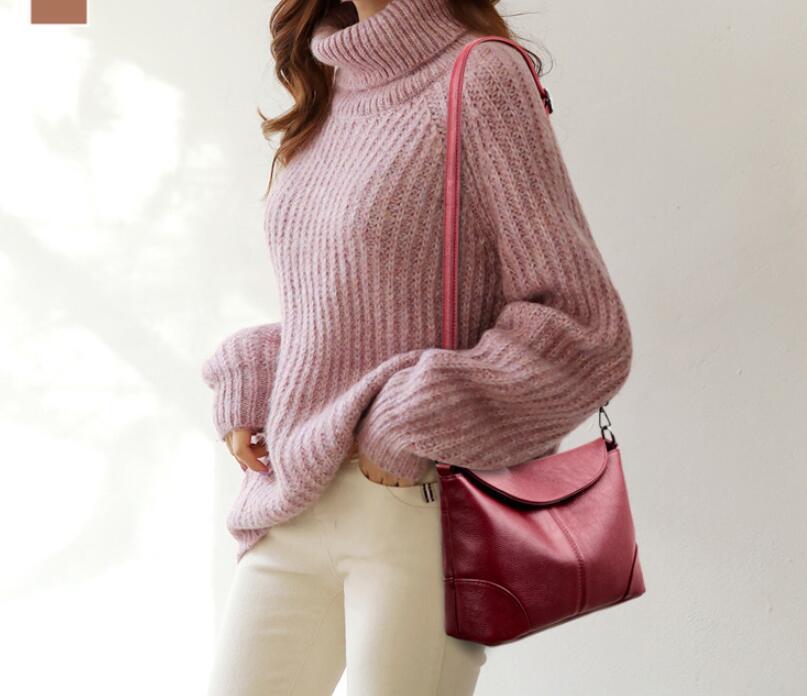 Hbp Mulheres Moda Designer Cross Body Bodes Bolsas de Notebook Business Pasta Computador com Messenger Bag