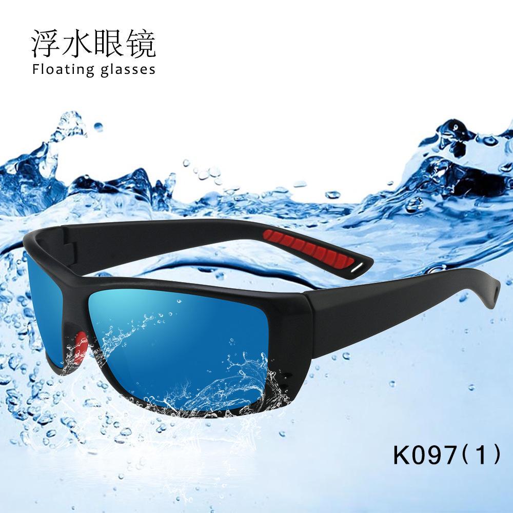 النظارات الشمسية في الهواء الطلق الرجال في الهواء الطلق يمكن أن تعويم نظارات المياه في الهواء الطلق عارضة تعويم المياه النظارات الشمسية الصيد النظارات الشمسية المستقطبة TPX97