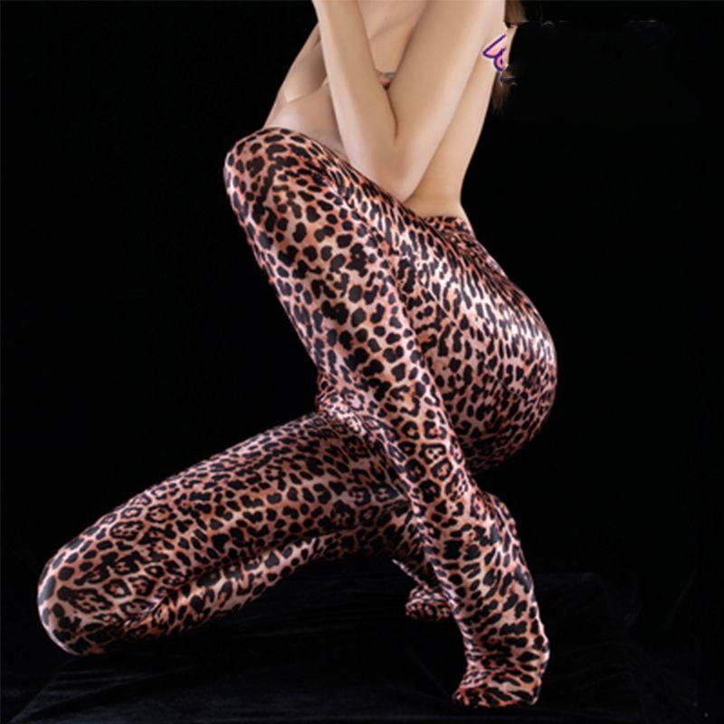 Hyrax Faits Pageyoshose Чувства Брюки Сексуальная атлас Бриллянт Непрозрачный колланты Pantalon Mince Taille Haute Обнаженные колготки