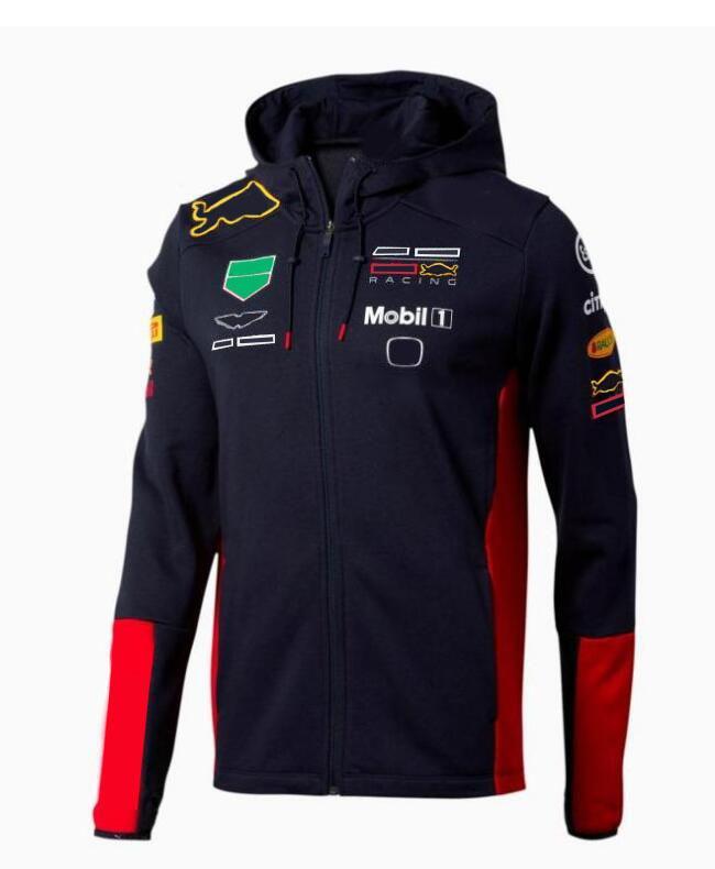 2021F1 Formula 1 Giacca da corsa F1 Team Jersey su misura con lo stesso stile