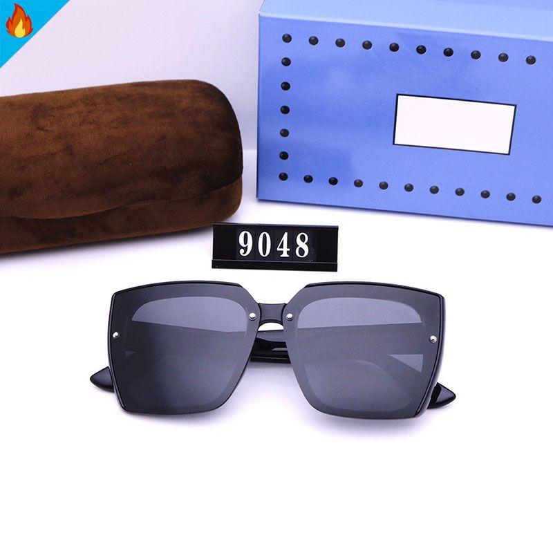 Designer Designer Occhiali da sole Donne Designer Beach Sunglasses Vacanze Occhiali da sole Occhiali da sole Donna Vocazione Occhiali da sole Stampa da sole stampa