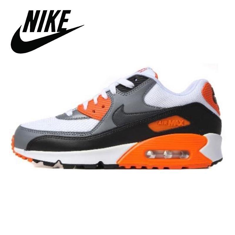 Acheter Nike Air Max 90 Chaussures De Course Hommes Et Femme Black ...