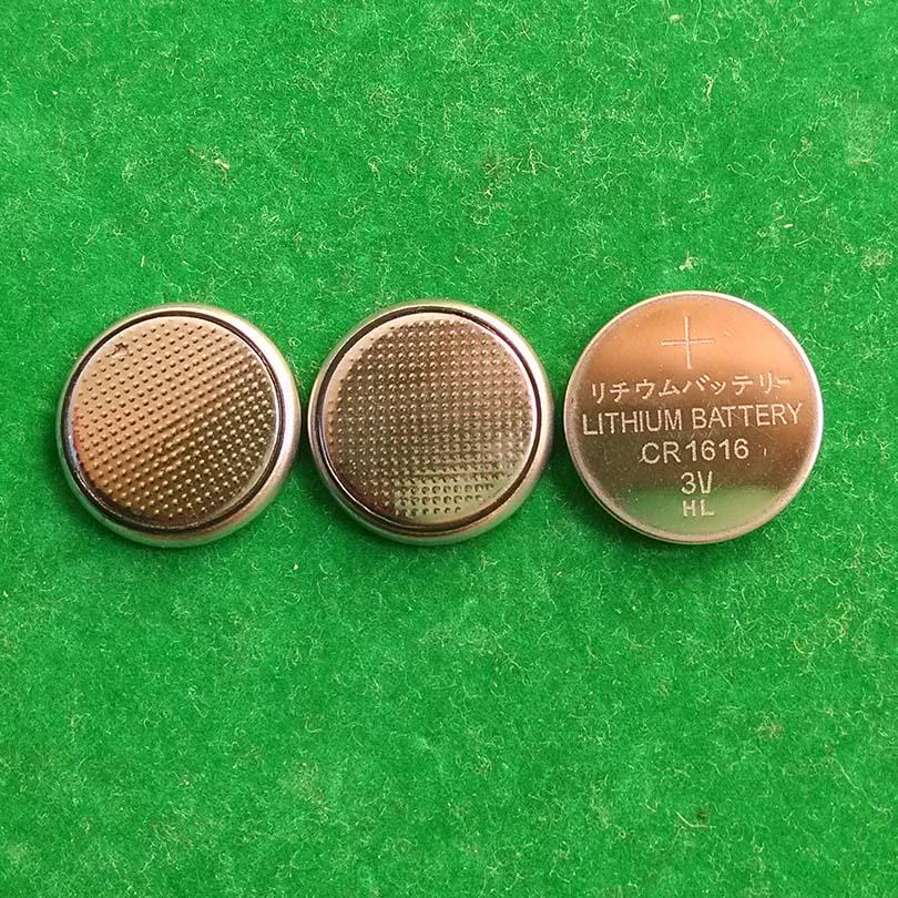 CR1616 DL1616 ECR1616 5021LC LM1616 버튼 셀 배터리 3V 리튬 코인 셀