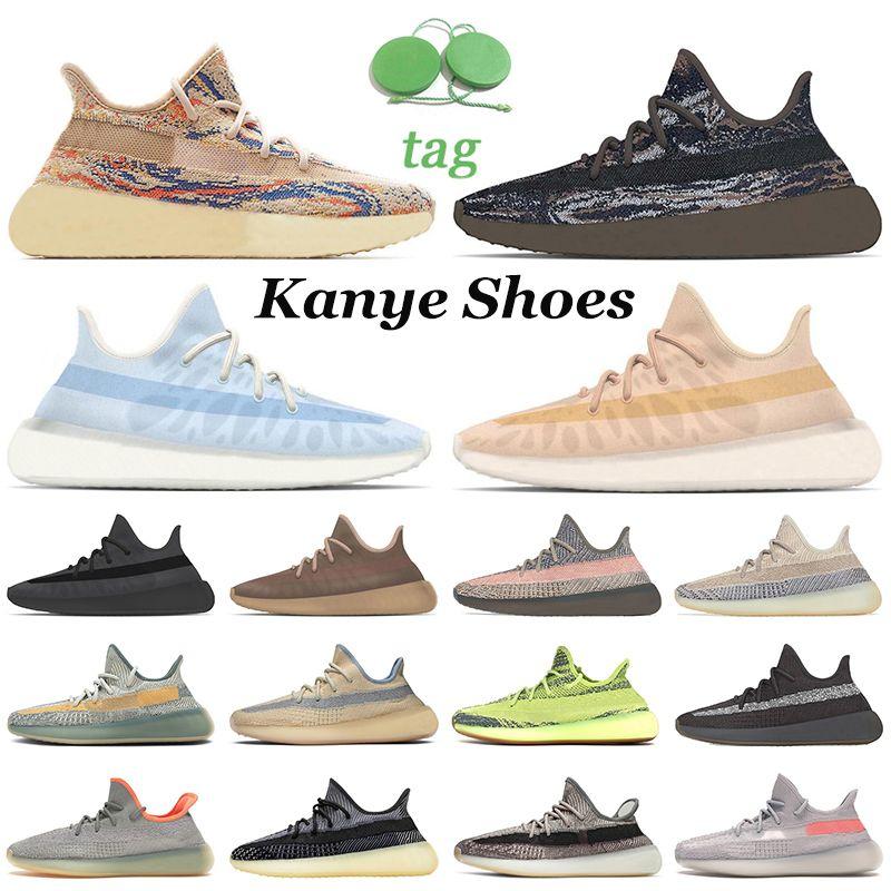 Zapatillas adidas yeezy 350 V2 kanye west yezzy para hombre, mujer, blanco, negro, estático, beluga, ceniza, cebra, zapatillas deportivas para hombre